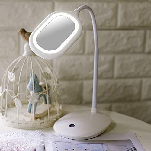 Lámpara Escritorio LED Lámpara de escritorio led recargable ...