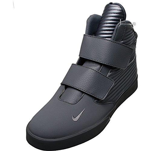 Nike Herren Flystepper 2K3 Basketballschuhe, Bunt Grau  (Cl Gry / Mtlc Cl Gry-Mtlc Cl Gry)