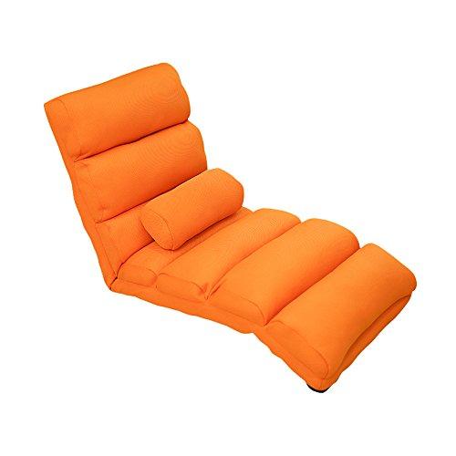 Sessel Lazy Sofa, Single Folding, Abnehmbare Liegen Liegen Stühle, Schlafzimmer Freizeit Schwimmende Fenster Stühle, Kleine Sofas ( Farbe : 1# )