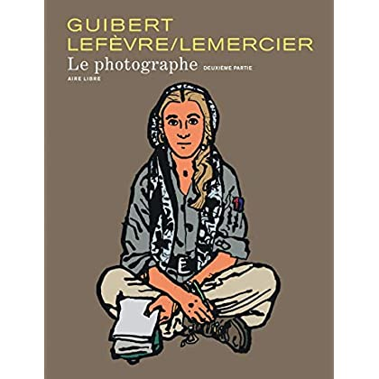 Le Photographe - tome 2 - Le photographe 2 dos rond