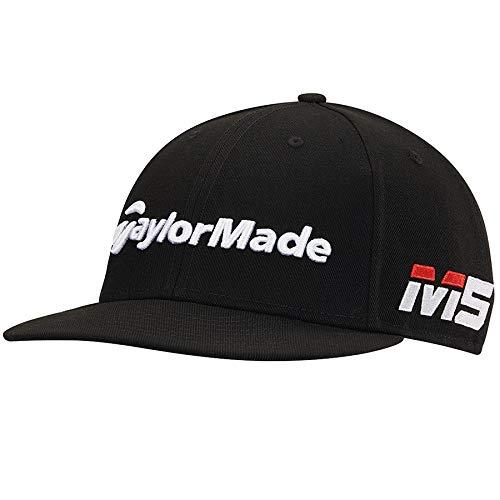 TaylorMade 2019 New Era Tour 9Fifty Chapeau Réglable Hommes Snapback Golf Cap Black