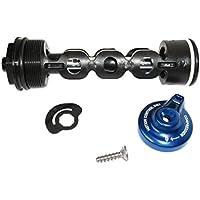 RockShox Dämpferpumpe Kompression Pumpen, Schwarz, Standard
