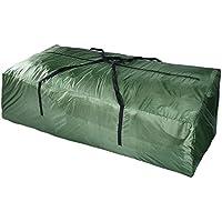 Bolsa Almacenamiento, Sunzit Bolsa de Almacenamiento para Muebles de Patio Impermeable Ligera para Llevar al Aire Libre Organizador