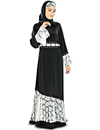 60fea3739bb Amazon.in  3XL - Abayas   Islamic Clothing  Clothing   Accessories