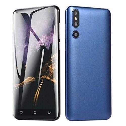 Nourich Dual SIM 5,0 Zoll Billig 3G GPS Android 6.0 Unlocked WiFi Mobile Smartphone Quad Core [Schwarz, Blau, Gold]