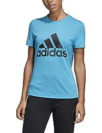 Top Shirt it Adidas Donna E T Bluse Amazon Abbigliamento HI6xwnx