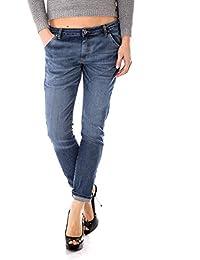 PLEASE - P85 t74 femme jeans pantalon slim