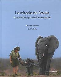 Le miracle de Paseka : L'éléphanteau qui voulait être adopté