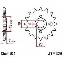 jtSprockets Pignone Honda CA 125 Rebel 12 denti 520 JTF329.12