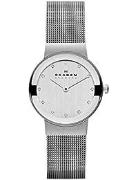 Skagen Damen-Uhren 358SSSD