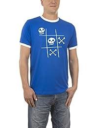 Touchlines Tic TAC Dead Kontrast, Camiseta para Hombre