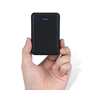 POSUGEAR 20000mAh Power Bank Bateria Externa Cargador Portátil Móvil Power Bank 2 Puertos con LED-Indicación del Estado…