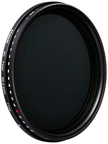 Polaroid Optics 77Mm Hd Multi Coated Variable Range Nd2 Nd2000 Neutral Density Nd Fader Filter
