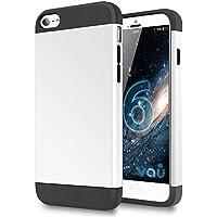 vau iPhone 6 Slim Armor - Vacant White - Hülle, Case für Apple iPhone 6
