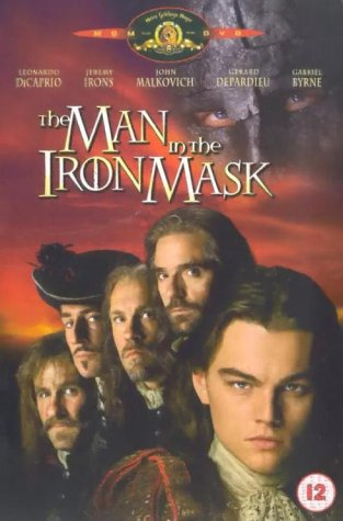 Image of The Man In The Iron Mask [DVD] [1998]