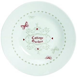 Novastyl - 7039205 - Cottage Garden - Assiettes - Lot de 6