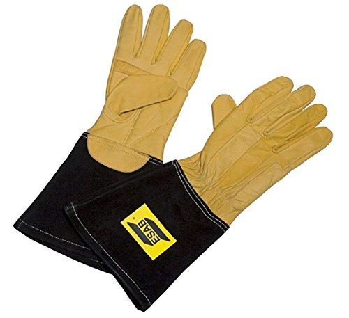 ESAB 0700005042gebogen TIG Handschuh, Extra Groß