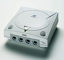 Console Dreamcast + manette analogique