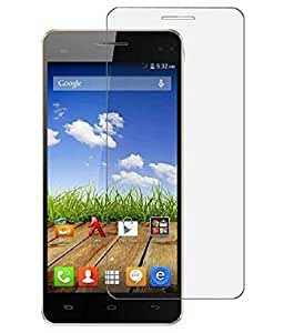 TEMPERED GLASS FOR Micromax Bolt Q325 + 2 OTG CABLE FREE