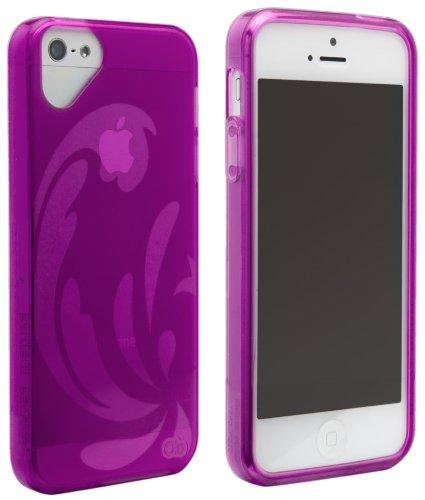 Olo Cloud Case für Apple iPhone 5–P Glacier-Purple
