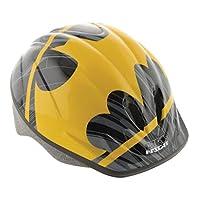 Batman Boys Safety Helmet, Black, 52-56cm