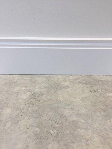 PVC-Boden Classic Marmor Betonoptik Grau | Muster | Vinylboden versch. Farben & Längen | Fußbodenheizung geeignet | PVC Belag strapazierfähig & pflegeleicht | robuster, rutschhemmender Fußboden-Belag -