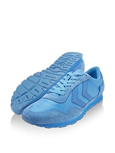 Hummel Unisex-Erwachsene Reflex Total Tonal Lo Sneaker Blue
