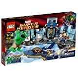 Heli career breakthrough of 6868 Lego LEGO Super Heroes Hulk TM [parallel import goods] (japan import)