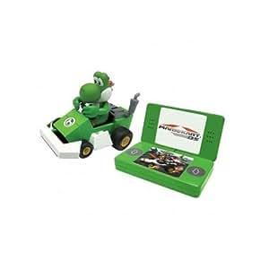 Universal Cards NK66803 Spielwaren & Lizenzware-Mario RC Fahrzeuge Yoshi Kart mit Fernsteuerung im DS Stil