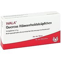 Quercus Hämorrhoidalzäpfchen 10X2 g preisvergleich bei billige-tabletten.eu