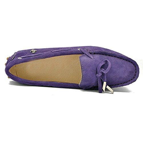 Minitoo , Ballet femme Violet - Violet clair