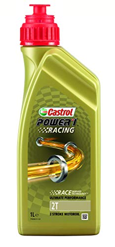 Castrol Power 1 Racing 2T Olio, Natu