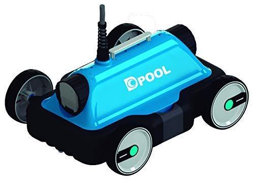 well2wellness Elektronischer Poolroboter 'DPOOL Mini'
