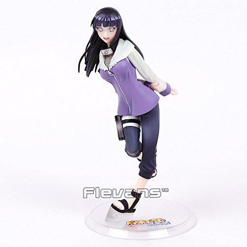 Figura Naruto Shippuden Hyuga Hinata 19cm Anime PVC colección