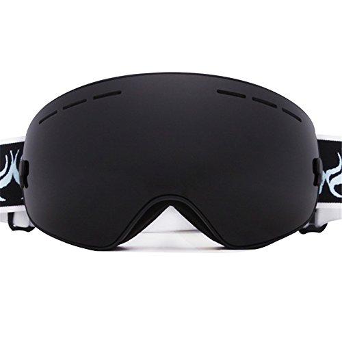 PhantomSky Kreative Überlegen UV400 Schutz Anti-Fog-Radsport Sport Ski-Schneebrillen #1 - Pro-Design für Outdoor-Aktivitäten