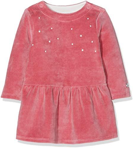 s.Oliver Baby-Mädchen 65.809.82.2870 Kleid, Pink 4365, 74 (Velvet-kleid Mädchen Für Baby)