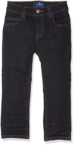 TOM TAILOR für Babies, für Jungen Jeanshosen Jungen-Jeans – Tim Rinsed Blue Denim, 128