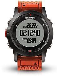 Garmin GPS-Uhr Fenix Performer Bundle Inkl. Premium HF-Brustgurt, 010-01040-11