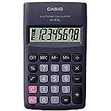 Casio HL-815L Portable Calculator (Black)