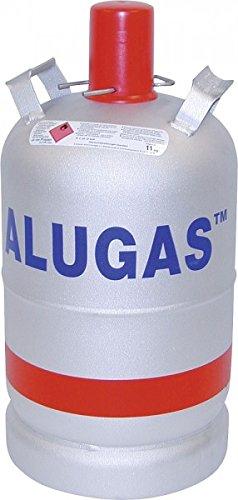 Preisvergleich Produktbild Gasflasche Akku Alugas Aluminium 6 kg