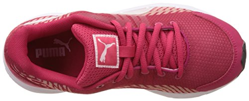 Puma Sequence V2 Jr Unisex-Kinder Low-Top Pink (rose red-pink dogwood 03)