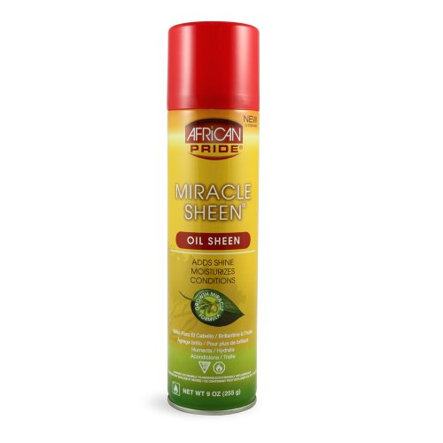 African Pride Miracle Sheen: Oil Sheen