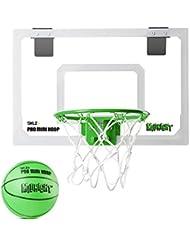 Sklz Pro Mini - Tablero portátil de baloncesto, color midnight