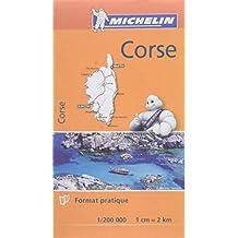 Mini Carte Corse