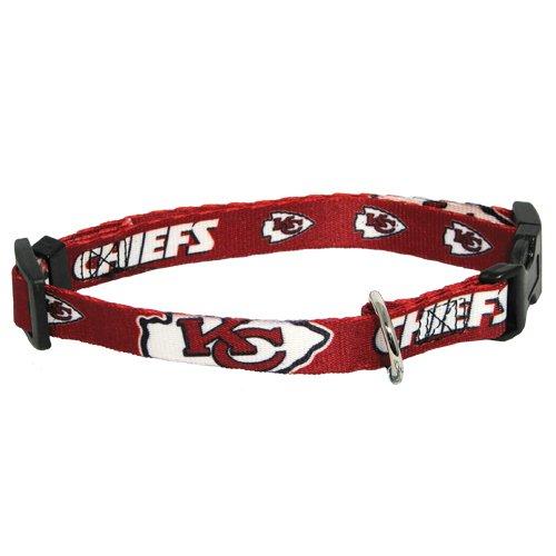 hunter-mfg-kansas-city-chiefs-dog-collar-extra-large