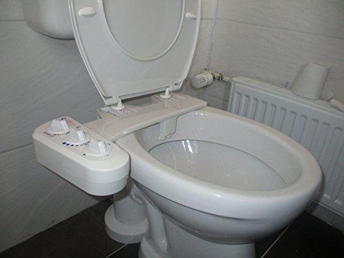 MIuWARefresh 1600Dusch-WC mit Warmwasser für Intimreinigung - Taharat
