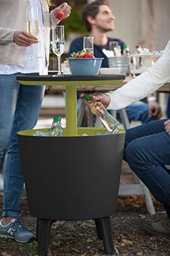 Keter Coolbar Tisch Stehtisch Kühlbox Cocktailbar - 3