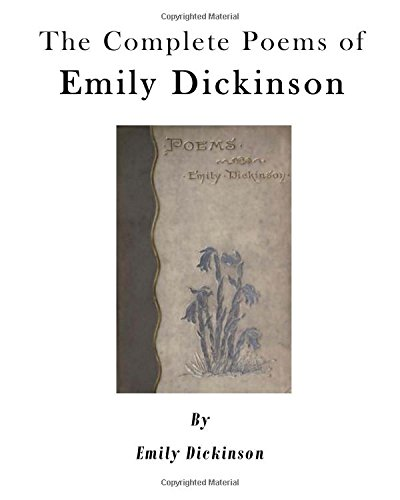the critiques of emily dickinsons poetry Dickinson's poetry reflects her finished that by emily dickinson rose for emily analysis of emily dickinson's poem analysis of i'm.