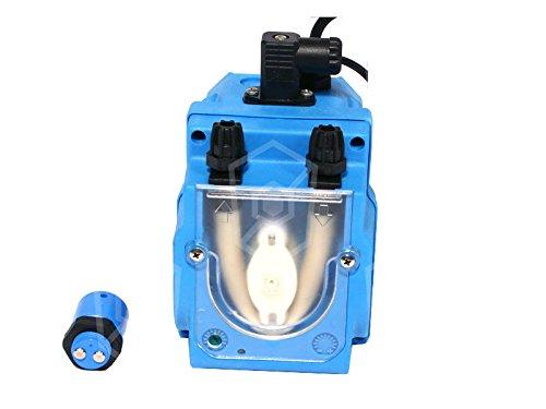 MICRODOS MP2-C1 Dosiergerät für Spülmaschine für Reiniger 6l/h Schlauchanschluss ø 4x6mm 230V Aufnahme 17mm 3/8' 3/8' 230VAC