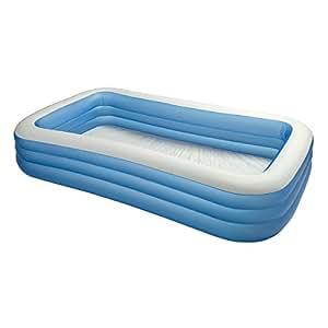 Intex piscine rectangulaire family intex grand mod le for Piscine intex amazon